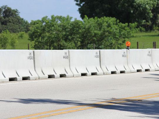 Acme Barricades | Barricade Signs, Concrete Barricades